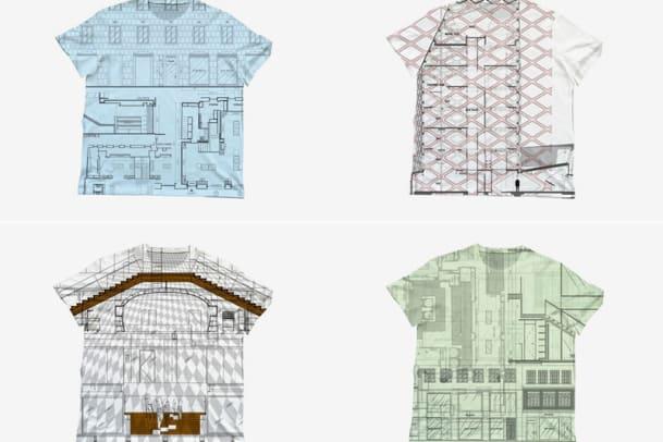 Prada lanciert Souvenir-Shirts