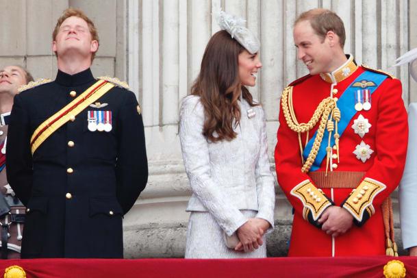 Royal Bad Boy: Dreissig Jahre Prinz Harry