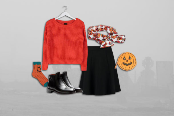 Halloween-Looks für jeden Tag