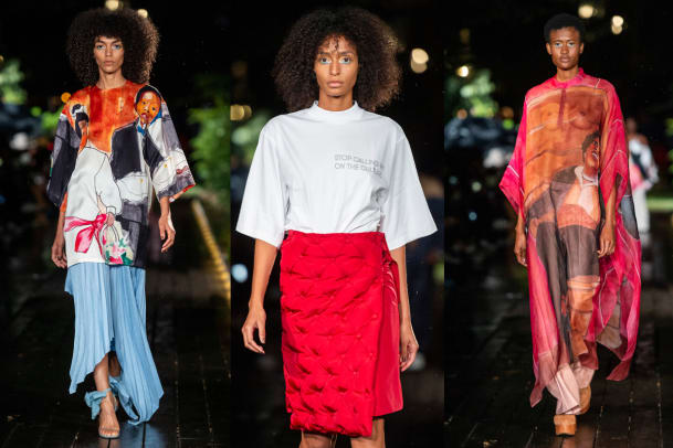 Highlights der New York Fashion Week