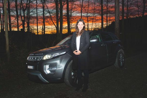 Reise in die Vergangenheit: Der Range Rover Evoque im Test