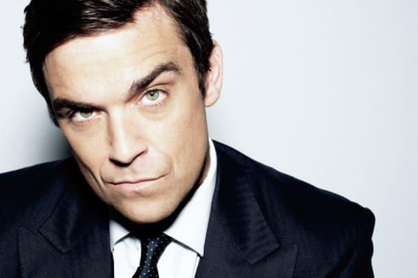 Robbie Williams: Kicken für Unicef statt baden im Applaus