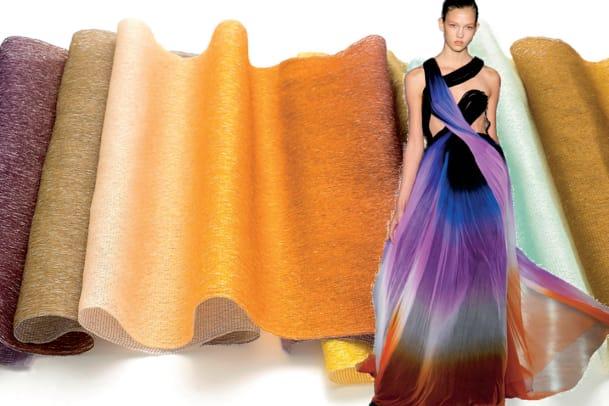 Kate und Laura Mulleavy designen Stoffe für Knoll