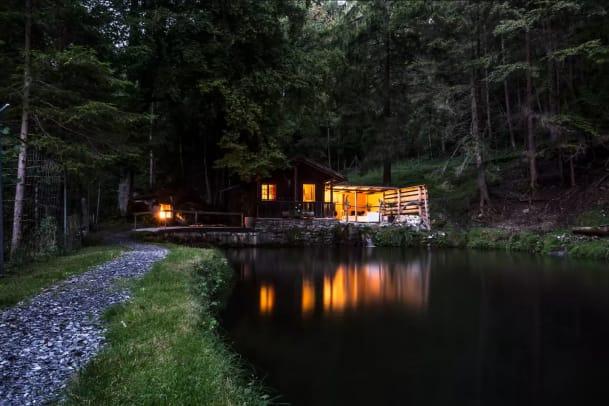 Spektakuläre Airbnbs für einen Wochenendtrip
