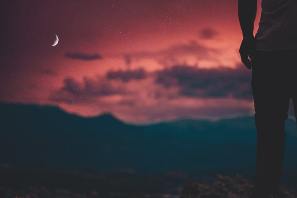 So findest du dein Mondzeichen heraus