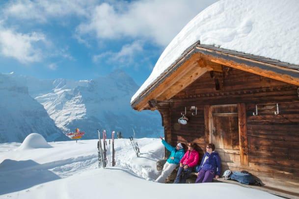 Die schönsten Skigebiete der Schweiz