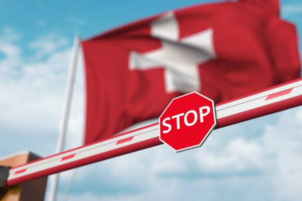 Lage in der Schweiz: Qualität und begrenzte Möglichkeiten