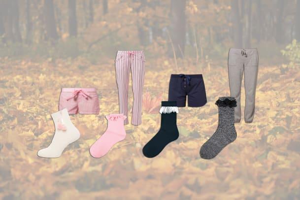 Fussschmeichler: Die tollsten Socken und Strümpfe für den Herbst