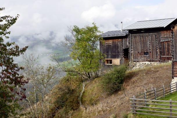 Der Stall zu Duvin: Ein Wohntraum im Bündnerland