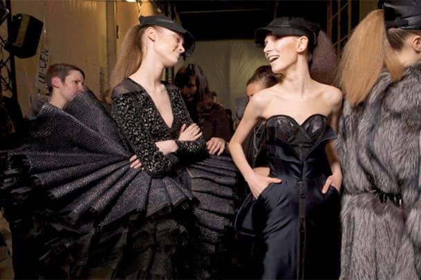 Live vom Laufsteg: Videos der Fashionshows
