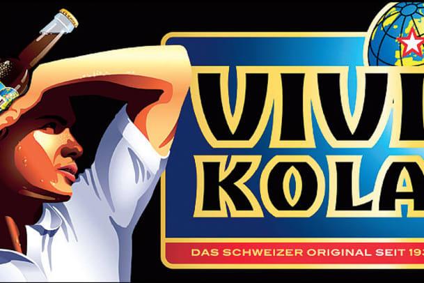 Vivi-Kola – 125 Jahre Schweizer Cola