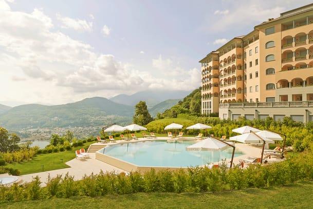 Wellness-Tipp: Erholung im Resort Collina d'Oro im Tessin