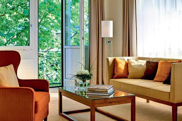 3 Tage Erholung im Hotel Renaissance in Luzern