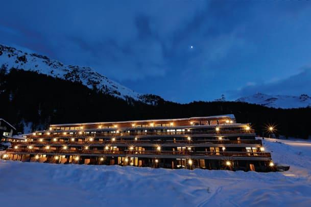 3 Tage Erholung im Hotel Nira Alpina in Silvaplana