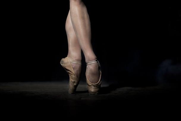 Wie ist es eigentlich, als Balletttänzerin plötzlich im Rollstuhl zu sitzen?