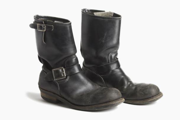 Wie ist es eigentlich Marc Anthonys Schuhe zu tragen?
