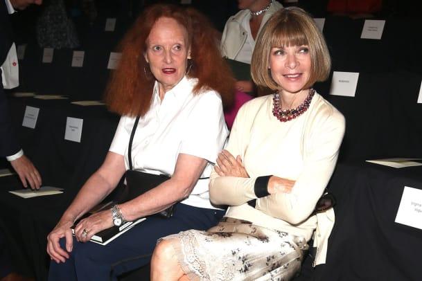 Creative Director Grace Coddington verlässt die amerikanische Vogue