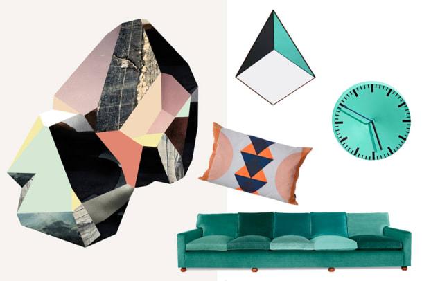 Wohntrend: Farbe, Form und Fantasie