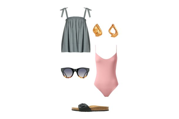 Mode: Ready for the beach!