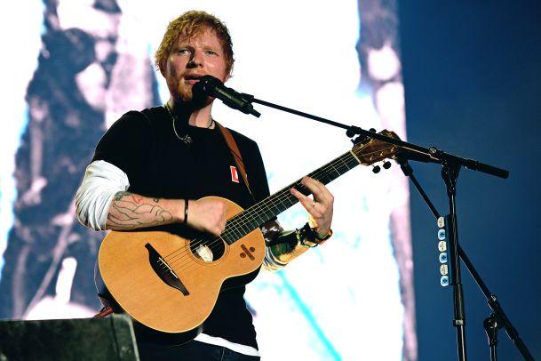 Ed Sheeran litt an einer Essstörung