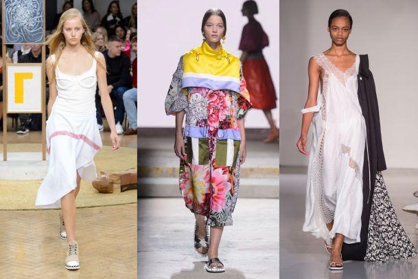 Die coolsten Kleider kommen diesen Frühling aus London