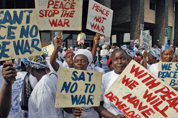 Ohne Frauen kein Frieden