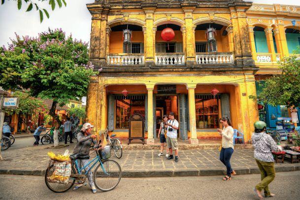Postkarte aus Hoi An