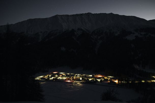 Val Müstair: Wo die Sterne besonders hell leuchten
