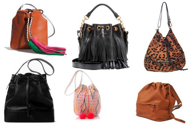 Mode-Trend: Beuteltaschen im Kleinformat