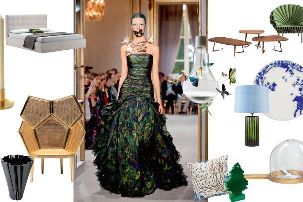 Wohntrend: Zauberhafte Möbel und Wohnaccessoires