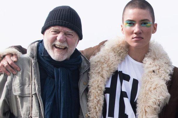 Hommage an Modefotograf Hans Feurer