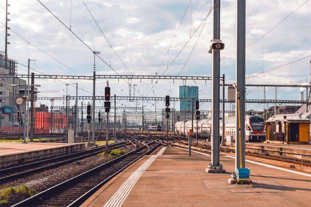 Fahrplanwechsel: Postkarte vom Hauptbahnhof Zürich