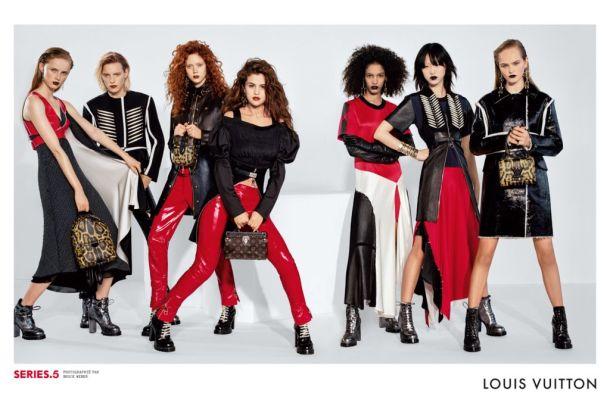 Musiker statt Models: Die neuen Gesichter in der Mode
