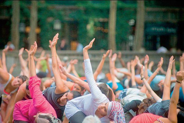 Miami – Yoga für alle