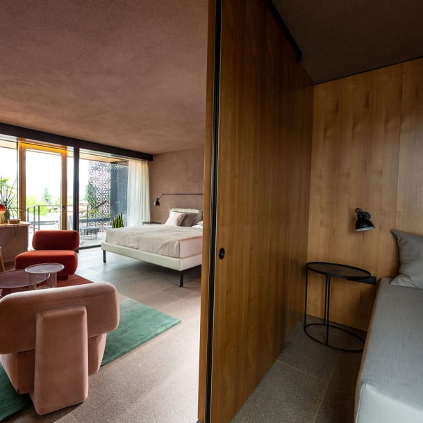 Hotel Muchele Burgstall