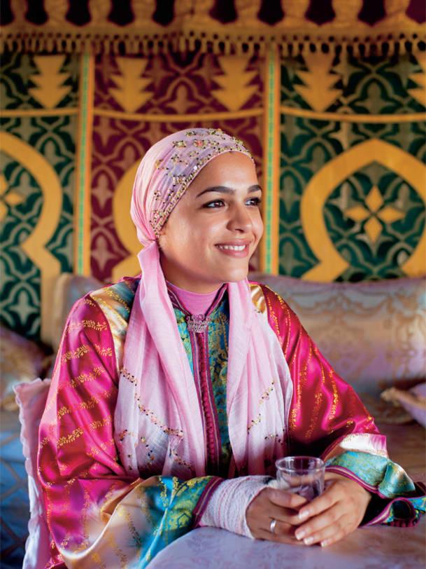Frauen was über marokkanische denken männer Marokko Männer