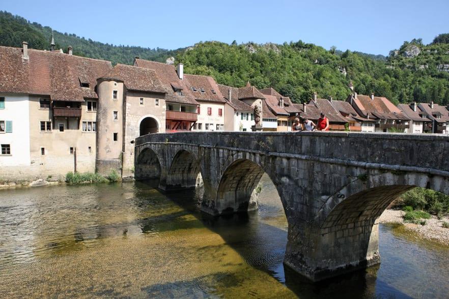 Saint-Ursanne.