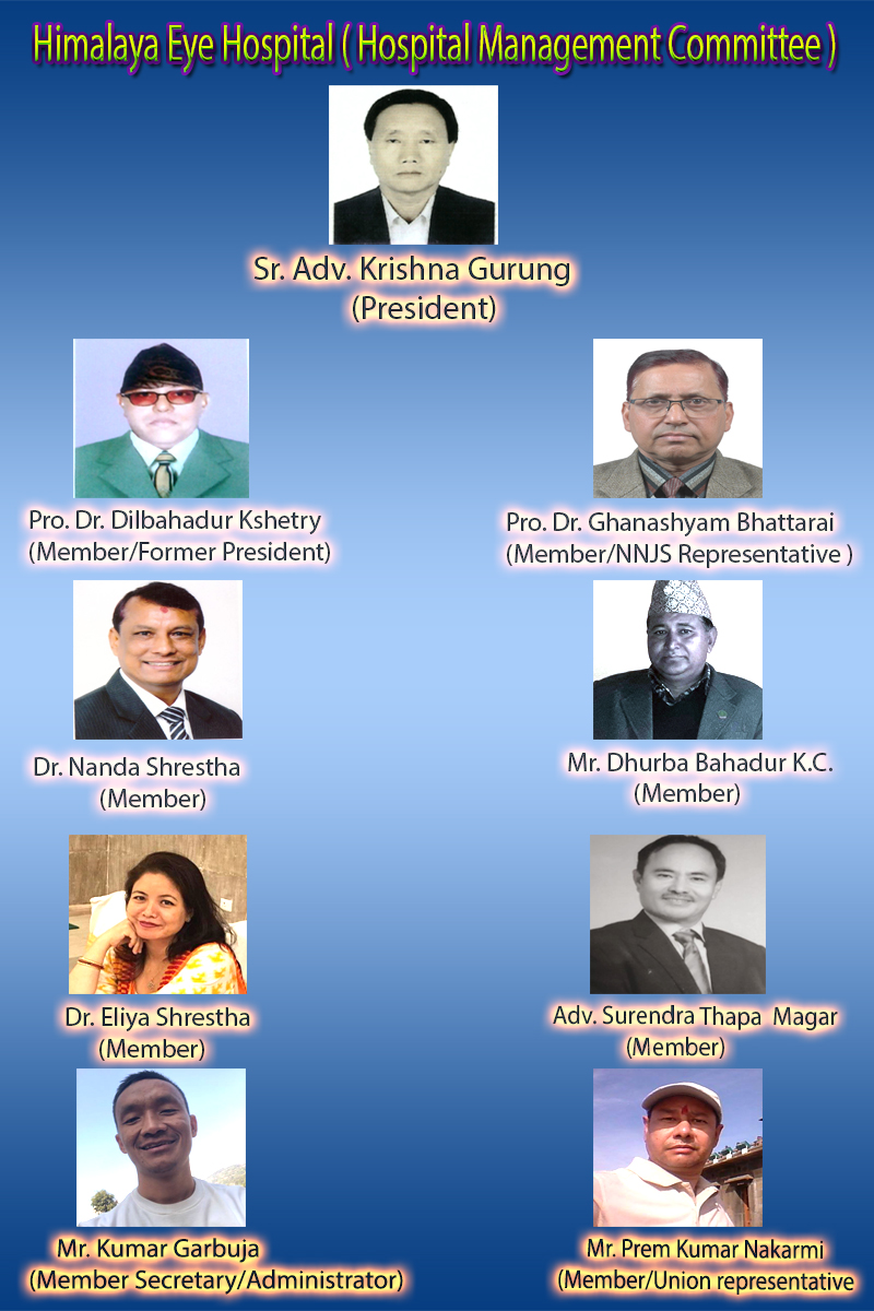 Current Board Members