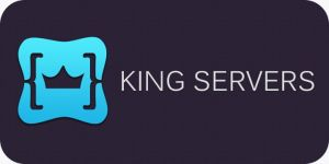 Логотип King Servers