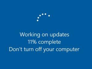 Microsoft сокращает время, необходимое на установку крупных апдейтов для Windows 10