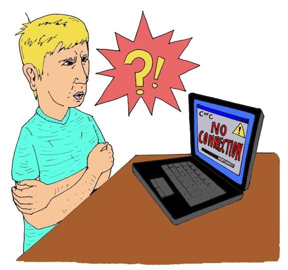 Как не оставить Windows 8 без доступа к интернету