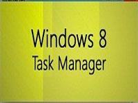 Четыре способа вызвать диспетчер задач Windows 8