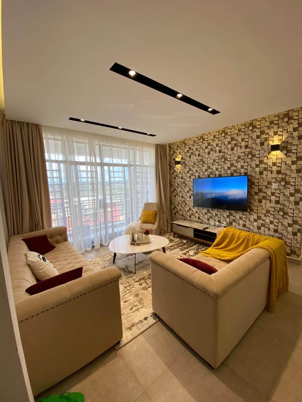 grandville luxury apartments phase 2 lounge