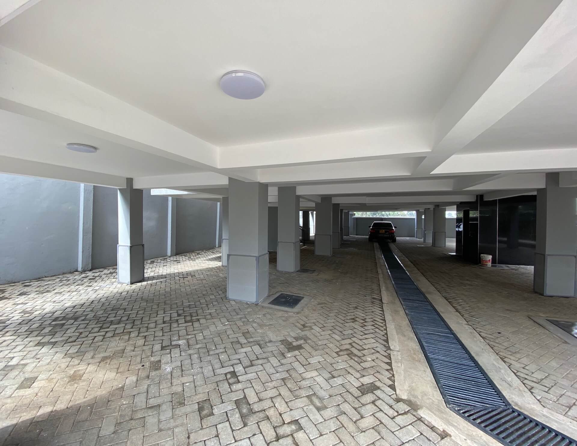 grandville apartments phase 2 basement car parking