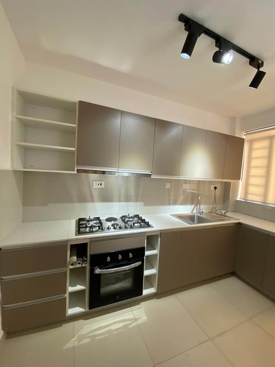 grandville luxury apartments phase 2 kitchen