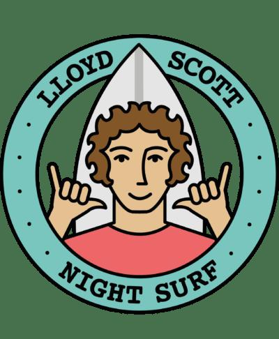 logo nightsurf uk