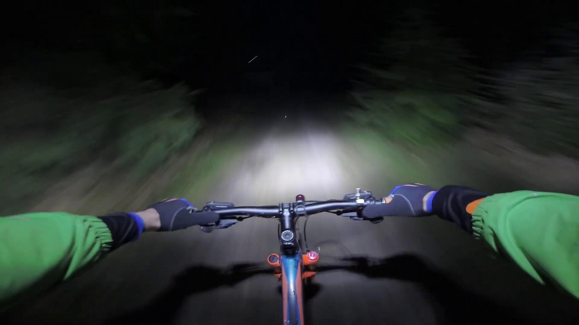 lloyd scott downhill by night