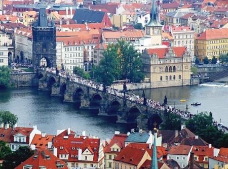 Частная виза для гражданина чехии в россию