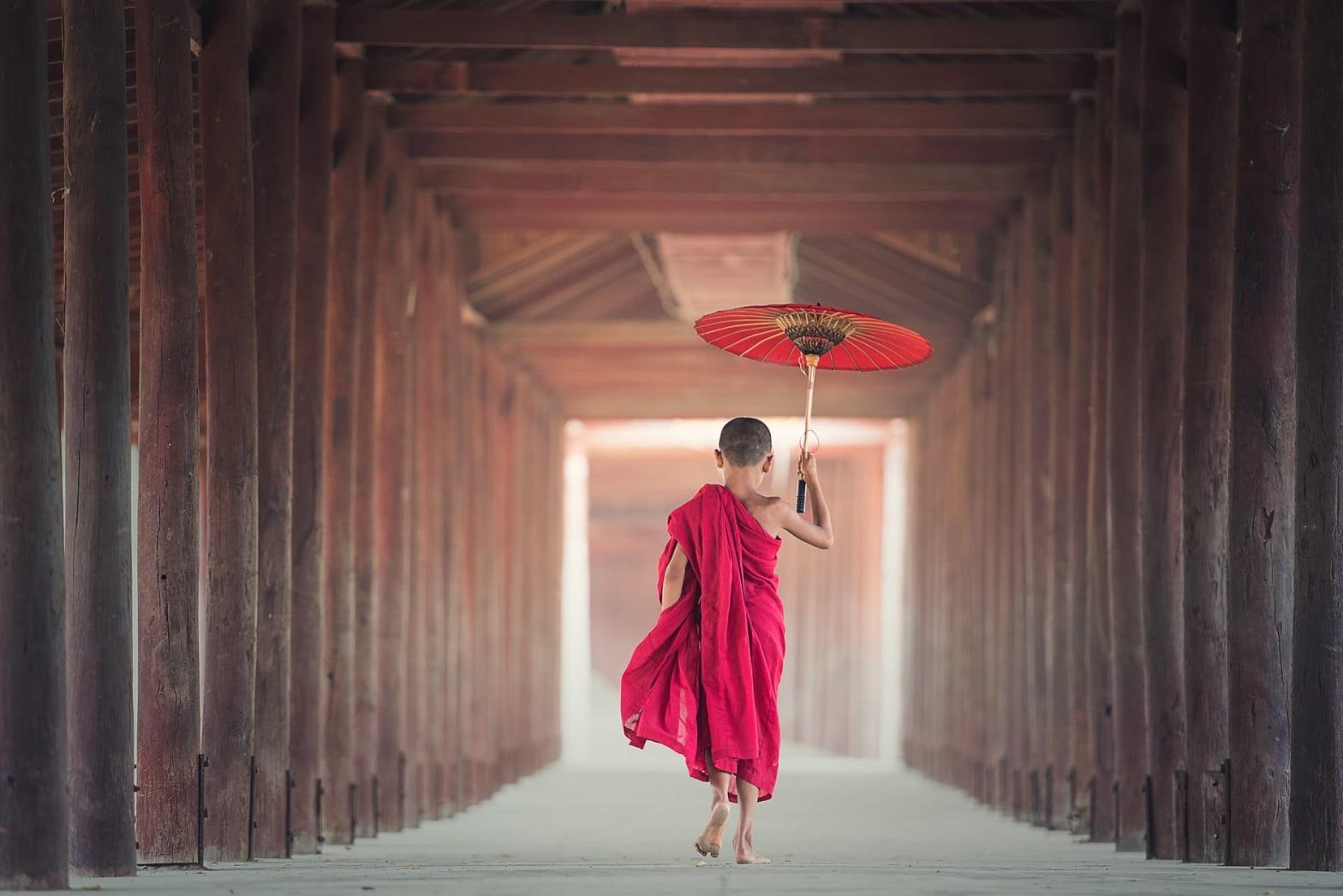 architecture asia asian blur