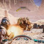 Spana in Mass Effect: Andromedas strider och vapen i ny video